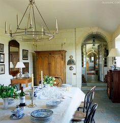 ZsaZsa Bellagio – Like No Other: Traditional Home