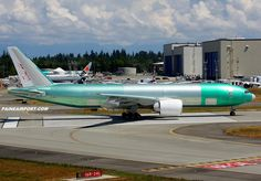 WF172 Air China Cargo 777F B-2093 will be landing at BFI then back to PAE to complete the B1 flight