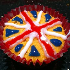 Winning cupcakes