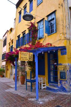 The Well of The Turk on Hanian vanhankaupungin parhaimpia, arvostetuimpia ja tunnetuimpia ravintoloita.  #Hania #Aurinkomatkalla #Aurinkojahti #Kreeta #Ravintola