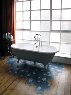 home - maison - decoration - deco - interior design - salon - appartement - apartment - flat - living room - house - design - bohemia - boheme - recup - upcycling - kitchen - bedroom - scandinavian - scandinave / Bad Inspiration, Bathroom Inspiration, Bathroom Ideas, Bathroom Renovations, Bathroom Pics, Remodel Bathroom, Modern Bathroom, Sweet Home, Floor Design
