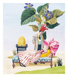 The Chaise Longue // Harrison Howard