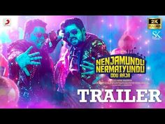 Nenjamundu Nermaiyundu Odu Raja - Official Trailer | Rio Raj, RJ Vigneshkanth, Karthik Venugopalan - YouTube Video Link, Official Trailer, Rio, Music, Youtube, Movies, Label, India, News