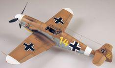 Hasegawa 1:48 Bf 109 F-4/Trop