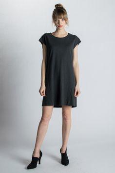 Organic Cocoon Dress - Miakoda New York