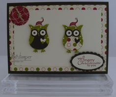Owl I want for Christmas…