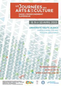 © Université de Haute Alsace Journées des arts et de la culture dans l'enseignement supérieur