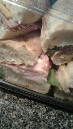 Chicken Ceaser Sandwich
