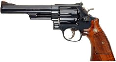 No. 2 Smith & Wesson Model 29 .44 Magnum revolver.