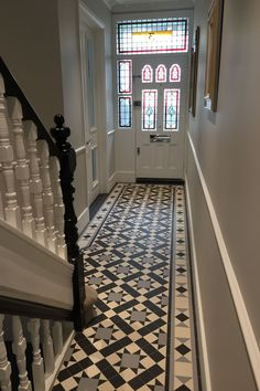 hallway flooring Contemporary Hallway Tiles,Contemporary Hallway Tiles 15 Stairway Lighting Ideas For Modern And Contemporary Interiors, Hall Tiles, Tiled Hallway, Entryway Stairs, Exterior Stairs, Hallway Carpet, Front Stairs, Basement Stairway, Deck Stairs, House Stairs
