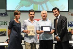Il mercato della Ferramenta viene premiato FerExpo 2014 #Ferexpo #FieraDiBergamo Ente Fiera Promoberg