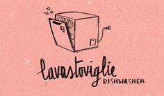 Learning Italian Language ~ Lavastoviglie (Diswasher) IFHN