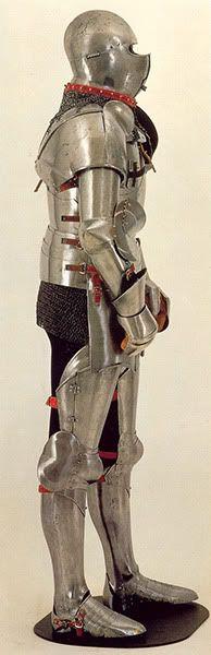 Extant 15th century Milanese armour -- myArmoury.com