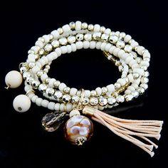 Bohemian Style Multi Layers Bracelets
