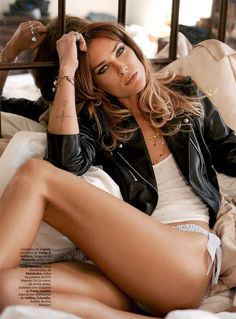 Erin Wasson is Casual Chic for S Modas June Cover Story, Shot by Eric Guillemain