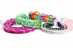Zig Zag Fishtail - EASY Rainbow Loom Bracelet Tutorial