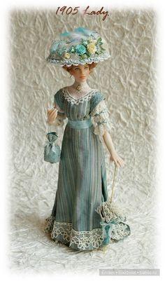 Куклы 1:12. Обзор. Heidi Ott, Grace Mary, Beverley, TERRIE, Terrie Davis и другие / Авторская кукла известных дизайнеров / Бэйбики. Куклы фото. Одежда для кукол