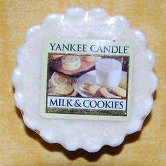 """Yankee Candle Tart """"Milk&Cookies"""" NUR 1x VERSANDKOSTEN"""