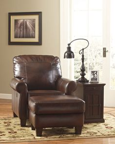 Living Room Decor on a Budget: Reddington Chair by Ashley Furniture. At Kensington Furniture for $499.99