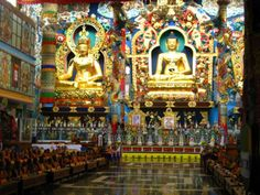 Photos of Coorg: Inside Golden Temple Coorg