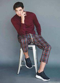 Noah Centineo para Seventeen Magazine por Hudson Taylor