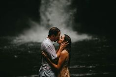 Breathtaking Destination Engagement Session in Bali