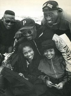 Poetic Justice w/Tupac Shakur and Janet Jackson