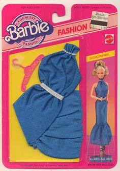1984 Barbie - Showstopper (Fashion Fun) # ?