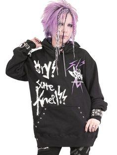 Sekai Seifuku BIG Pull Parka | CDJapan. See more at http://www.cdjapan.co.jp/apparel/sexpot.html #punk #japanesefashion