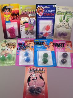 CANDY PRANK KIT v 2.0.... Candy, Candy it's loaded with prank candy. Fool your family and friends with our trick candy. www.theonestopfunshop.com
