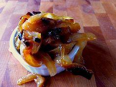 Apple, Onion + Bacon Jam - yes please!