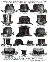 1920s mens fashion.đây là các kiểu dáng mũ khác nhau của đàn ông.Mũ cũng là vật dụng không thể thiếu khi họ ra ngoài.mỗi một kiểu dáng mũ lại phải phù hợp với trang phục cũng như ngoại cảnh.