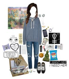 your memory will cary on by ohsol0vely on Polyvore featuring Mode, Paige Denim, Vans, Bling Jewelry, Blackbird, Urban Trends Collection and Cotton Candy
