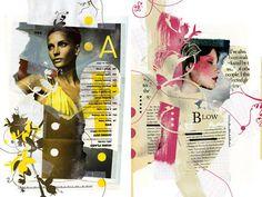 Multimedia Arts, Graphic Illustration, Illustrations, Graphic Design Inspiration, Packaging Design, Web Design, Collage, Blog, Poster