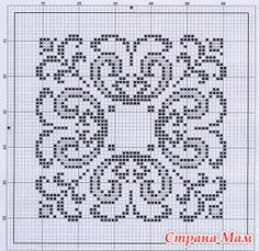 "I stitched this onto 14 ct. white aida using two colors of blue/navy floss. I finished the center with a monogrammed ""B. Biscornu Cross Stitch, Cross Stitch Borders, Cross Stitch Charts, Cross Stitch Designs, Cross Stitching, Cross Stitch Embroidery, Embroidery Patterns, Cross Stitch Patterns, Quilt Patterns"