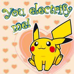 Pokémon Valentine's Day #Pikachu