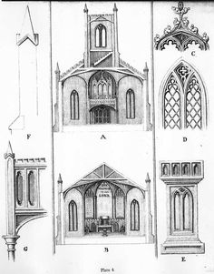 Gothic Essay On Architecture By John Henry Hopkins