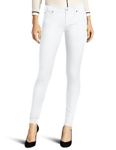 7 For All Mankind Women's The Slim Illusion Skinny Jean for only $113.80 You save: $54.20 (32%)