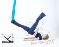 Anti-Gravity Pilates #pilates #awakenedwellness
