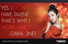 Well said Dara, you give me inspiration