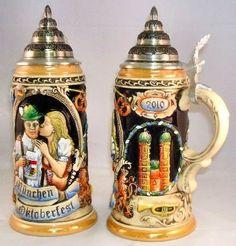 Oktoberfest 200 Year Anniversary LE German Beer Stein