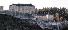 Český Šternberk Castle, Châteaux and Castles in the Czech Republic