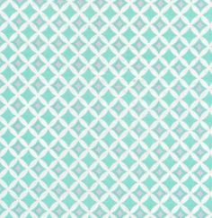 McKenzie- Gemstone in Aqua by Dena Designs - Fabric -1 fat quarter Cotton Quilt Fabric. $2.49, via Etsy.