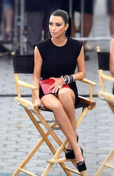 Kim Kardashian: she is beauty.