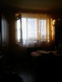 Room at sundown