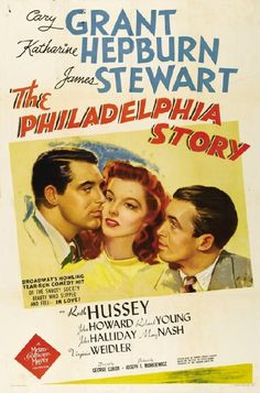 'The Philadelphia Story'  *AFI Greatest #51 (1997 list)  *Oscar Nominee for Best Picture 1940