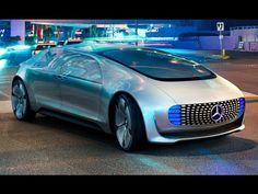 "» ""Mercedes Self driving car"""