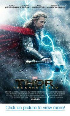 Thor: The Dark World (Blu-ray + DVD + Digital Copy) #Thor: #Dark #World #Blu_ray #DVD #Digital #Copy