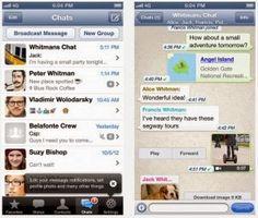¡WhatsApp llega a 600 millones de usuarios!   Chermary