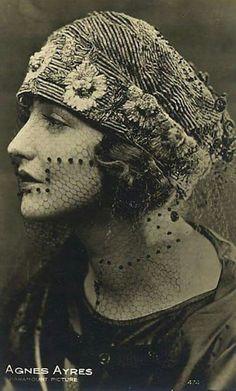 Agnes Ayres 1920's